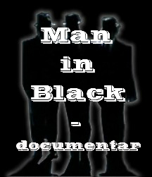 man in black documentar