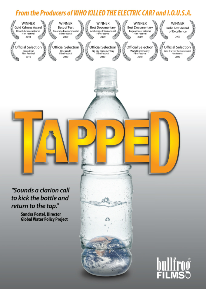 tapped documentar logo